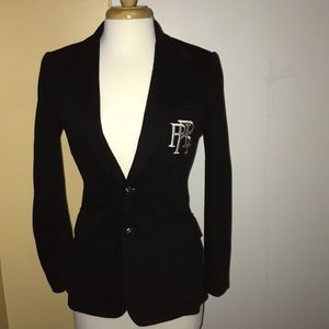 Polo Ralph Lauren Blazer Black